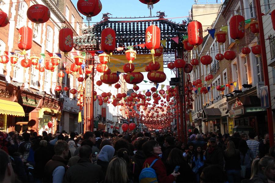 Chinatown Historia Sobre El Barrio Chino De Londres