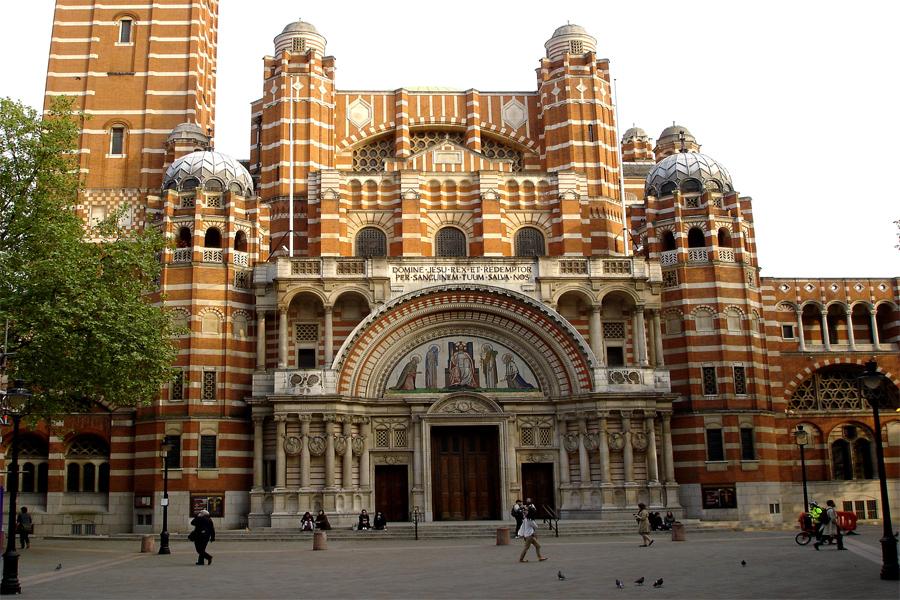 Resultado de imagen para La Catedral de Westminster london