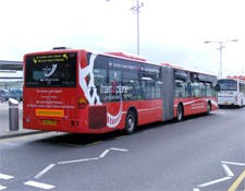 Autobús London Luton Airport - Luton Airport Parkway
