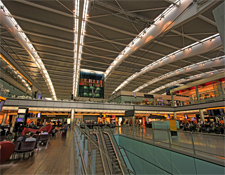 Terminal 5 del Aeropuerto Heathrow